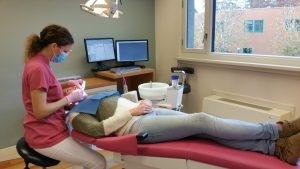 Tandsteen verwijderen bij de tandarts in Oosterhout