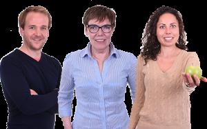 Het team van tandartspraktijk Kiesz in Oosterhout